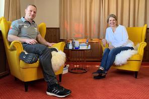 Brigitte Schmailzl im Gespräch mit Francesco Friedrich