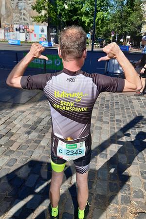 Rainer Heske – Sportliche Herausforderung wie Marathonläufe oder Radrennen waren vor der Transplantation undenkbar