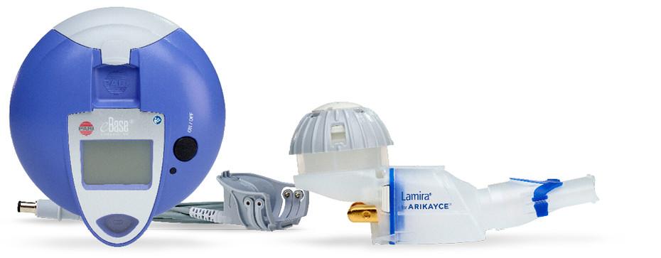 LAMIRA - an eFlow Technology nebuliser