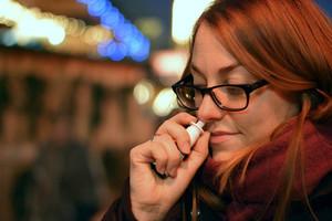 Nasensprayabhängigkeit
