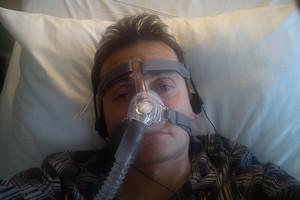 Reiner Heske - waiting for a lung transplant