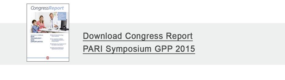 PARI Congress Report