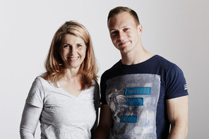 Brigitte Schmailzl und Francesco Friedrich
