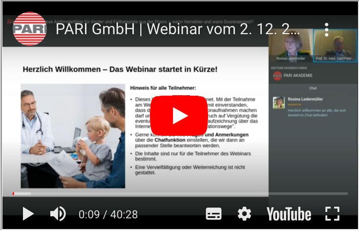 Neue Asthmaleitlinie für Kinder und Fallbeispiele aus der Praxis – wann Vernebler und wann Dosieraerosol?