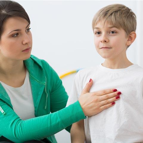 Asthma-Behandlung – die Atemnot in den Griff bekommen.
