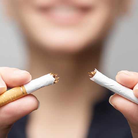 Der erste Schritt – Schadstoffe vermeiden