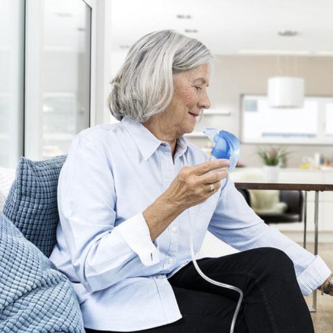 Die Lebensqualität verbessern – Behandlung von akuter oder chronischer Bronchitis