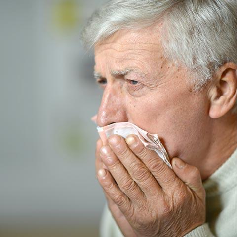 Harmlose Erkältung – oder eine Bronchitis, die man behandeln muss?