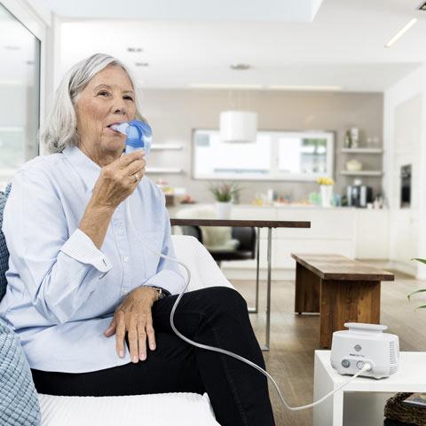 Inhalieren bei Bronchitis – ein bewährter Weg zur Erleichterung