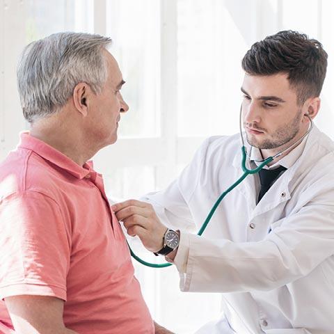Harmloser Husten – oder Anzeichen fuer COPD