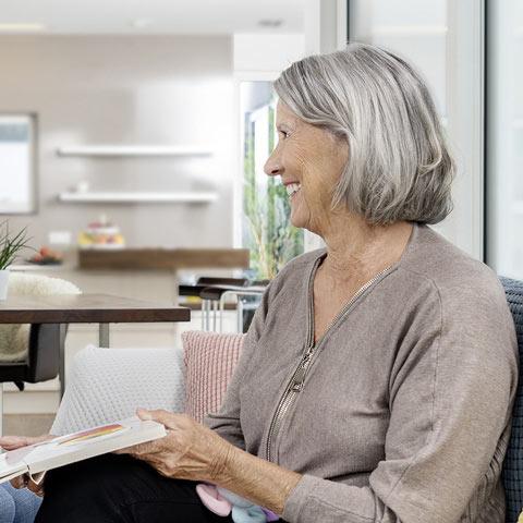 Inhalieren bei COPD – die Erleichterung spüren
