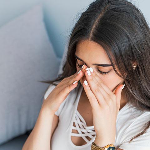 Akut oder chronisch – was tun bei Nasennebenhöhlen-Entzündung?