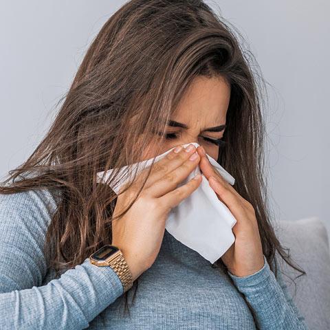 Erkältung? Grippe? Oder chronische Nasennebenhöhlenentzündung?