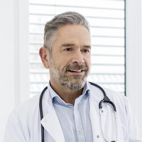 Haben Sie eine dauerhaft verstopfte Nase? Sprechen Sie mit Ihrem Arzt.