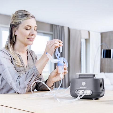 Inhalation bei Nasennebenhöhlenentzündung – ein bewährter Weg zur Erleichterung