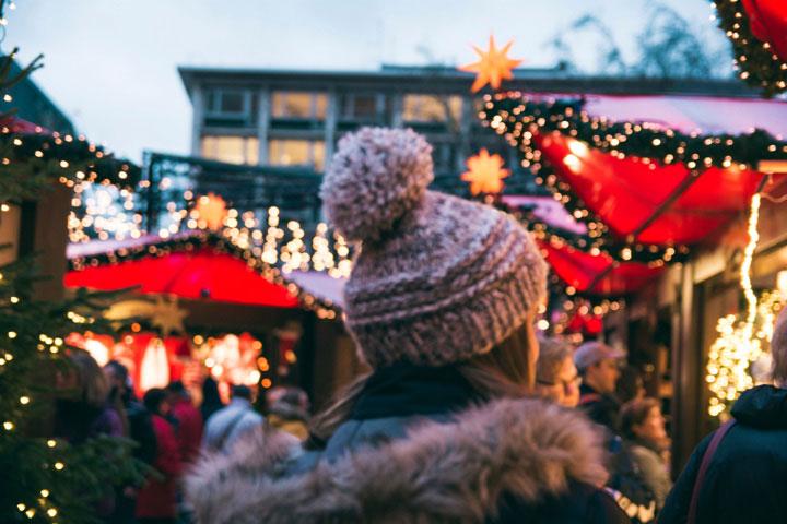 Trotz COPD auf dem Weihnachtsmarkt