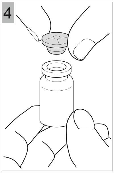 Zubereitung von ColiFin für die Anwendung