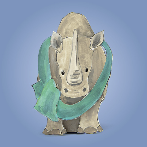 Nubi das Nashorn