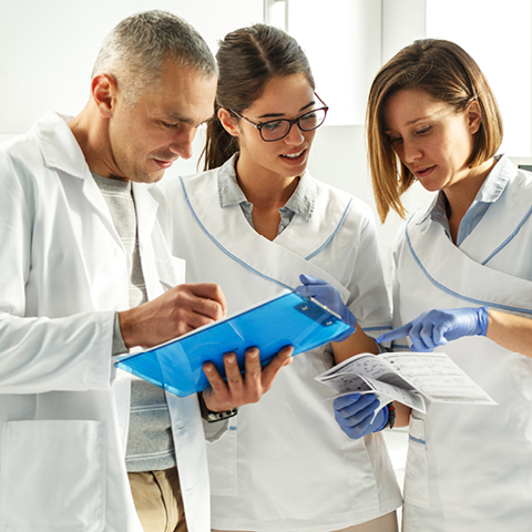 Hygienische Aufbereitung in der Klinik
