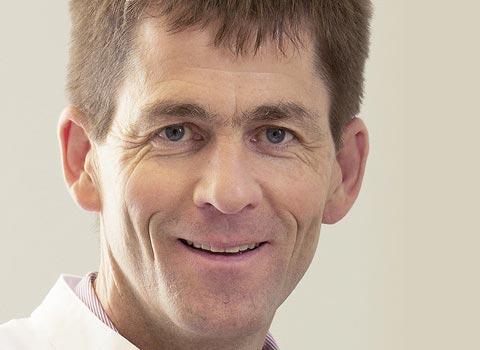 Lungenfacharzt Prof. Dr. Rainald Fischer