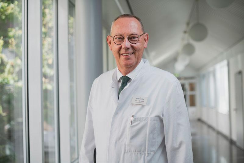 Dr. Thomas Voshaar - Chefarzt der Lungenklinik Bethanien