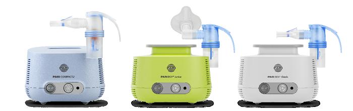 Mit unserem PARI Produktberater finden Sie einfach und schnell das richtige Inhalationsgerät für Ihre Bedürfnisse