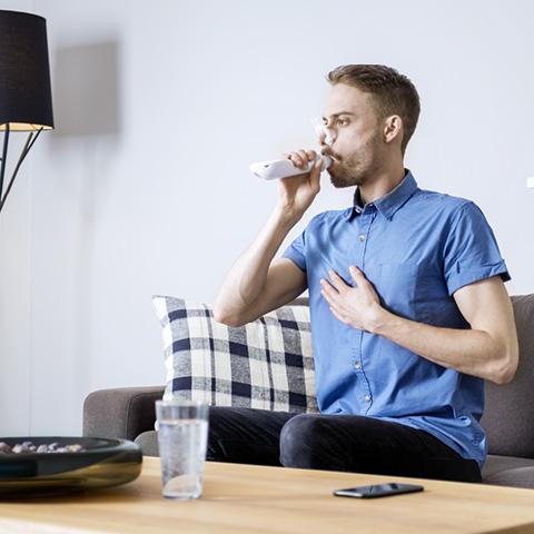 Heimspirometer – Mehr als ein Peak Flow Meter
