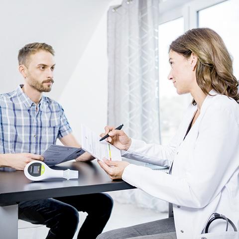 Vorteile der Heimspirometrie
