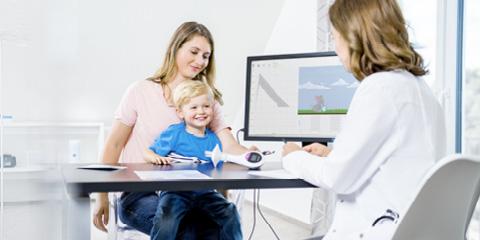 Spirometrie mit Kindern