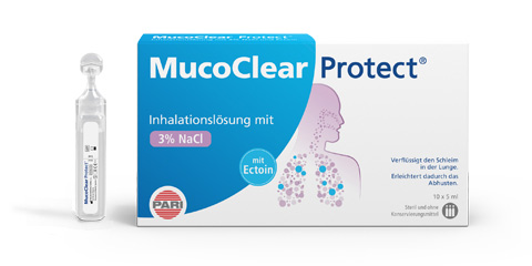MucoClear Protect® Inhalationslösung