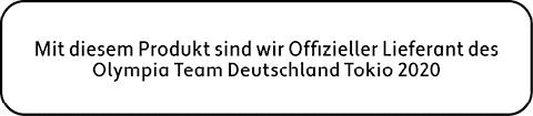 Mit diesem Produkt ist PARI offizieller Lieferant des Olympia Team Deutschland Tokio 2020