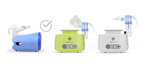 Für jedes Anwendungsgebiet das richtige Inhalationsgerät
