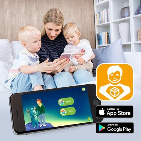 PARI Kinder App
