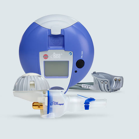 eFlow®rapid Inhalationssystem