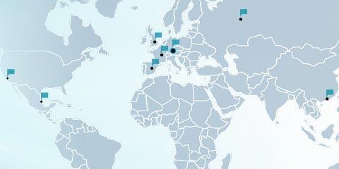 Die PARI Unternehmensgruppe – weltweit erfolgreich