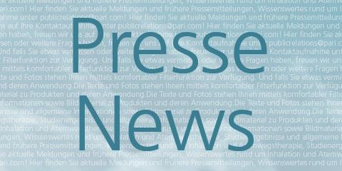 Hier finden Sie aktuelle Pressemitteilungen, Hintergrundwissen rund um den Bereich Atemwege