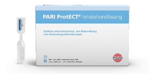 PARI Protect Inhalationslösung