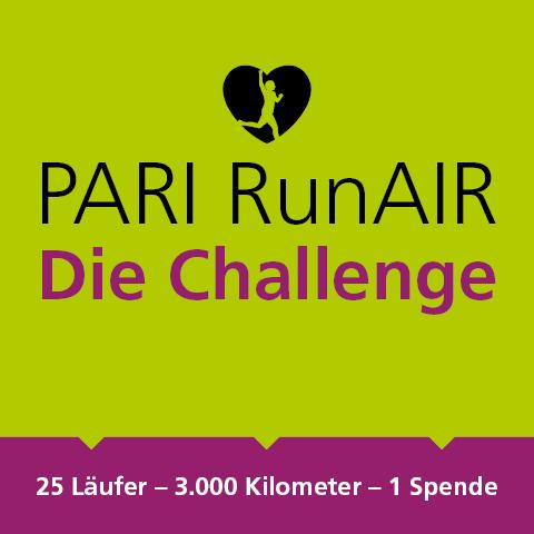 PARI RunAIR - Die Challenge