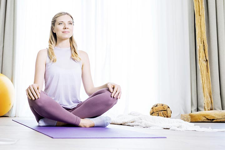 """Turn the inhalation time into """"me time"""", relax and enjoy your conscious breathing."""