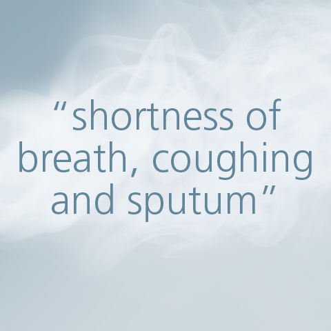 Common Symptoms of COPD
