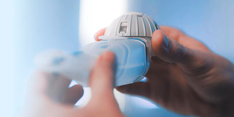 Your innovative aerosol therapy – our drug-nebulizer expertise