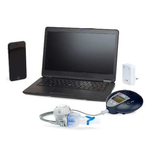 eTrack® Controller & PARItrack® web portal