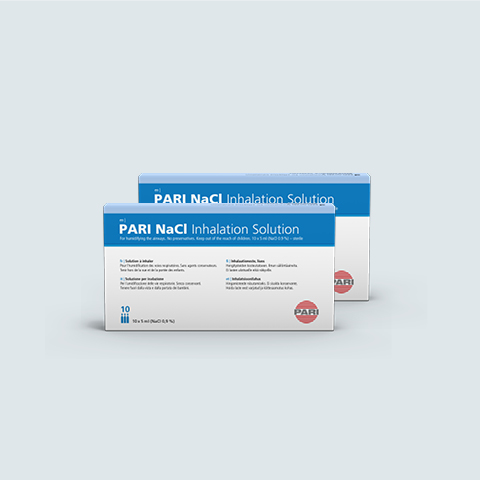 PARI NaCl Inhalation Solution