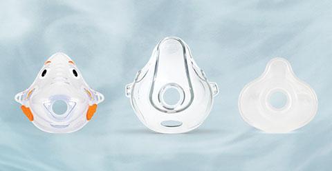 Aerosol Masks for Nebulizers
