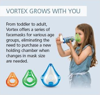 VORTEX grows with you